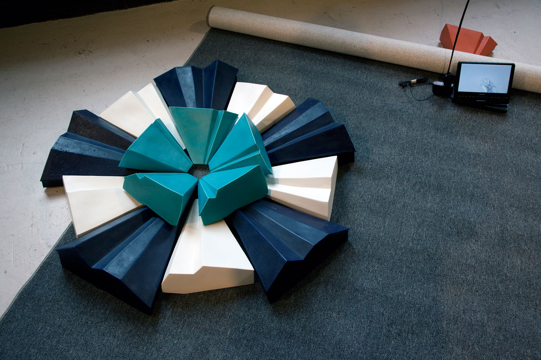 Data Clay :: Projects :: Rosette Generation